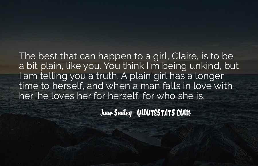 Quotes About Telling The Truth To Someone You Love #844456