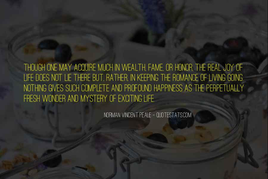 Quotes About Living Life On Your Own #4996