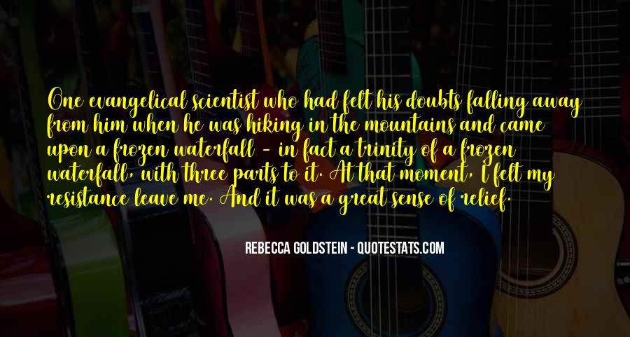 Quotes About Hiking Mountains #428546