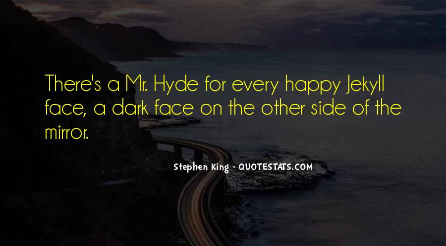 Quotes About Mr Hyde #939084