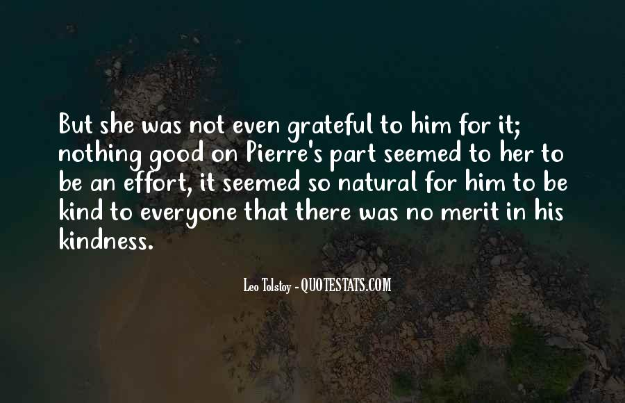 Quotes About Good Love #18474