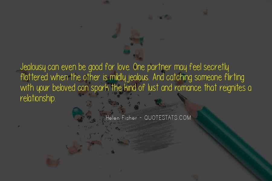 Quotes About Good Love #7379