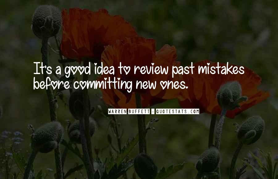 Quotes About Committing Mistakes #1328724