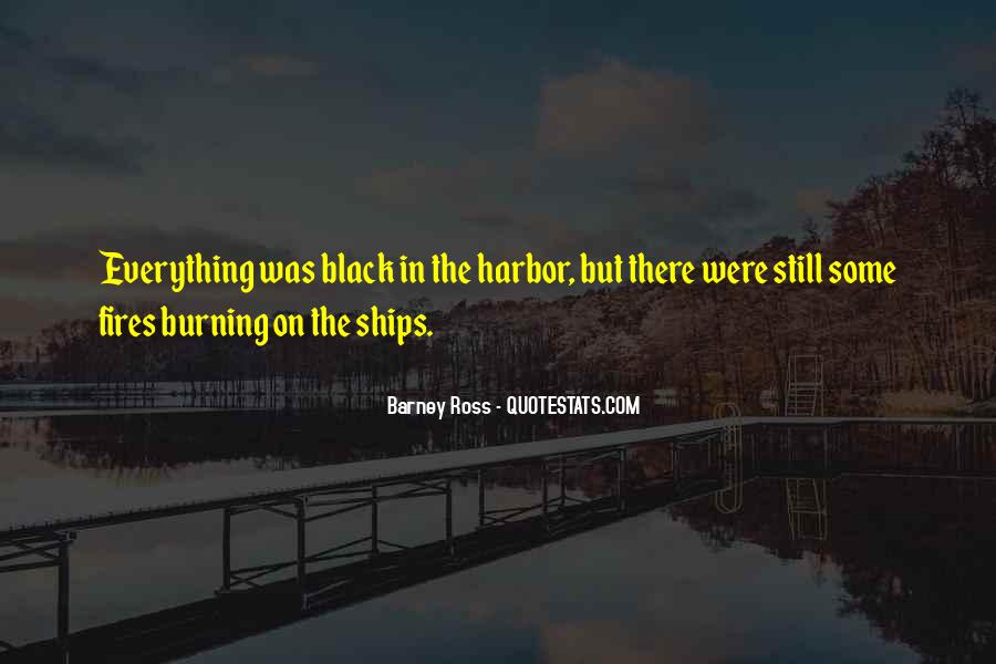 Quotes About Ships In Harbor #102017