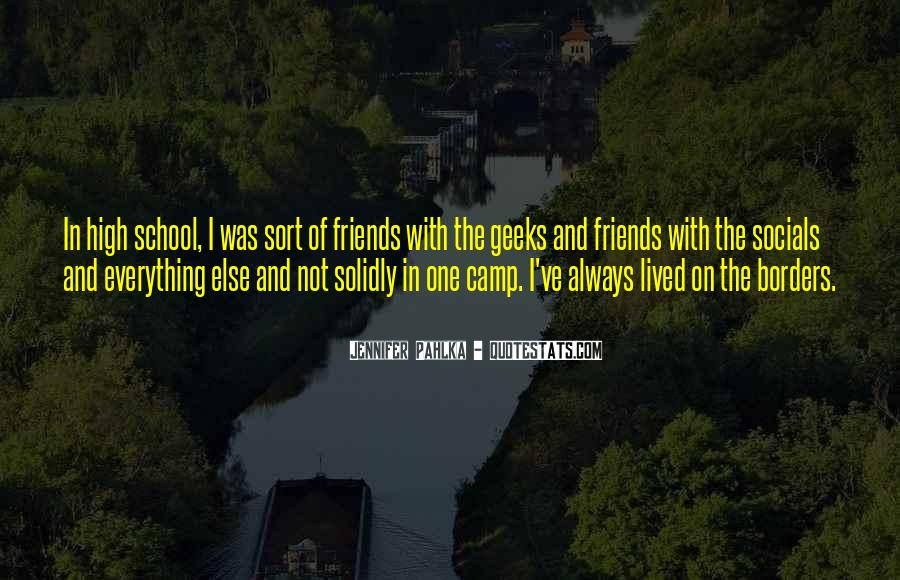 Quotes About Friends Of School #346925