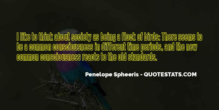 Quotes About Being Different From Society #1345561