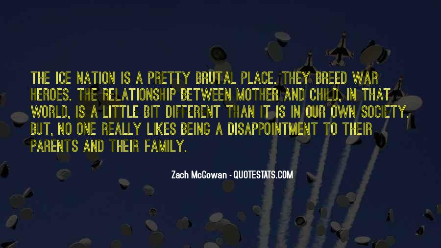 Quotes About Being Different From Society #1745535