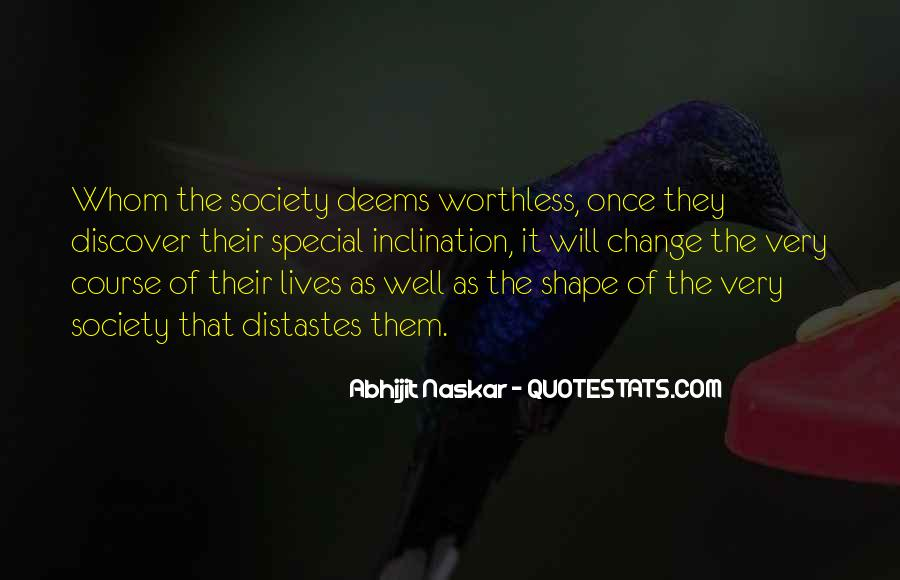 Quotes About Being Different From Society #631491