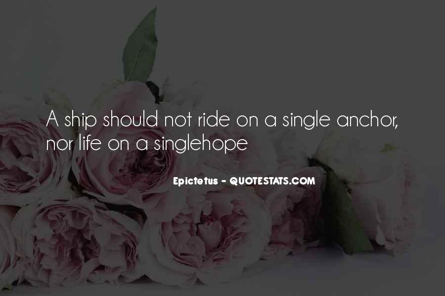 Quotes About Ship Life #1370449