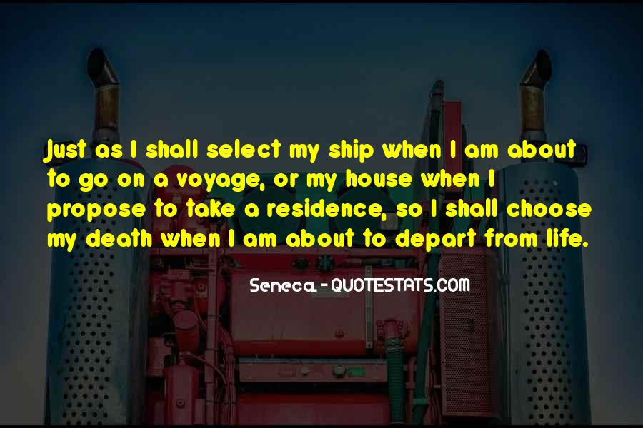 Quotes About Ship Life #1512474