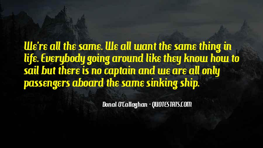 Quotes About Ship Life #1651896