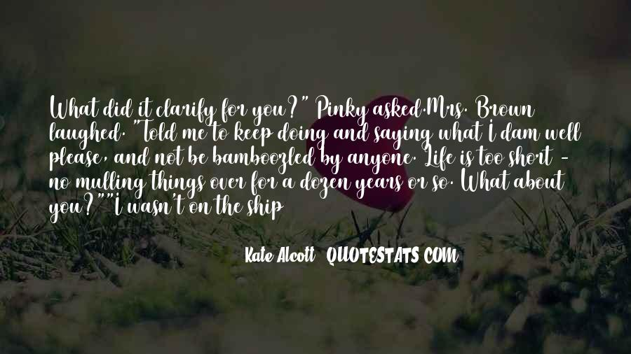 Quotes About Ship Life #550693