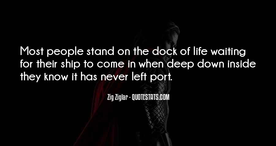 Quotes About Ship Life #726367