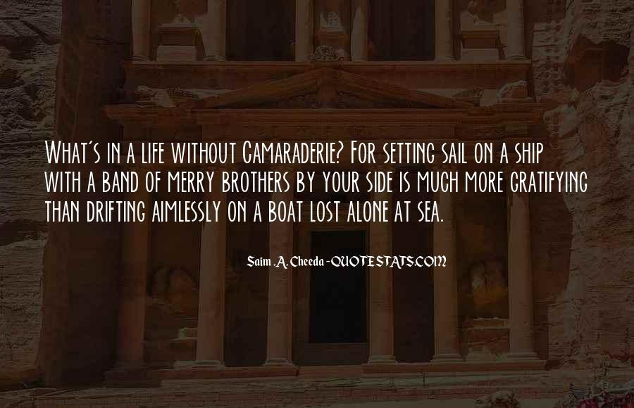 Quotes About Ship Life #867855