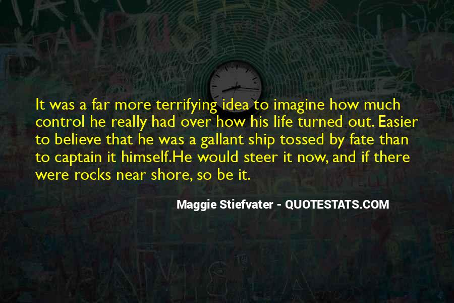 Quotes About Ship Life #868816