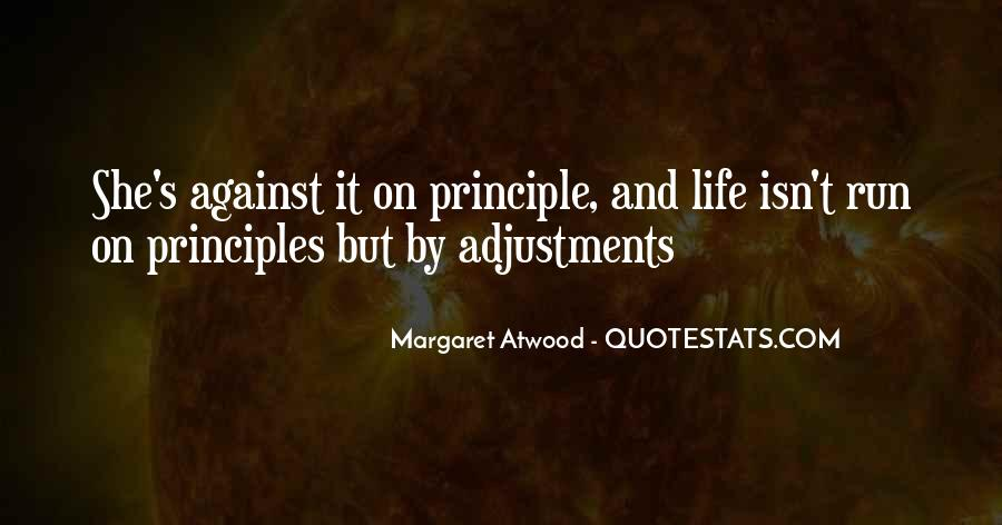 Quotes About Adjustments In Life #932424