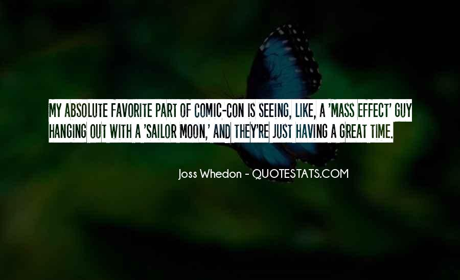 Quotes About Hanging The Moon #848914