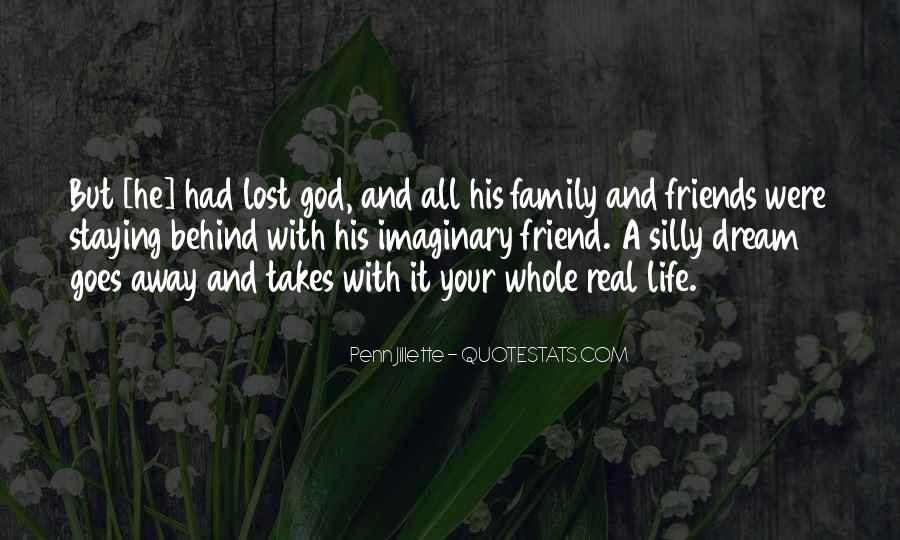 Quotes About Real Life Friends #1445574
