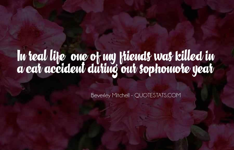 Quotes About Real Life Friends #1800792