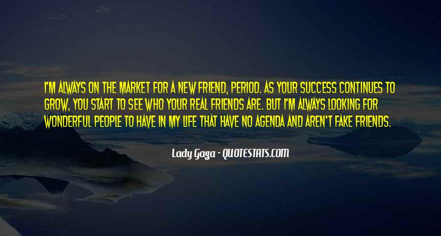 Quotes About Real Life Friends #213723