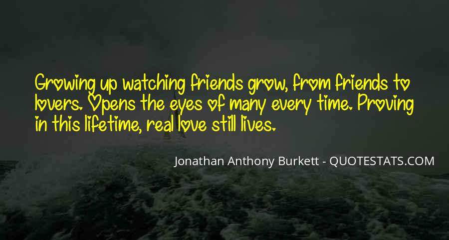 Quotes About Real Life Friends #498471