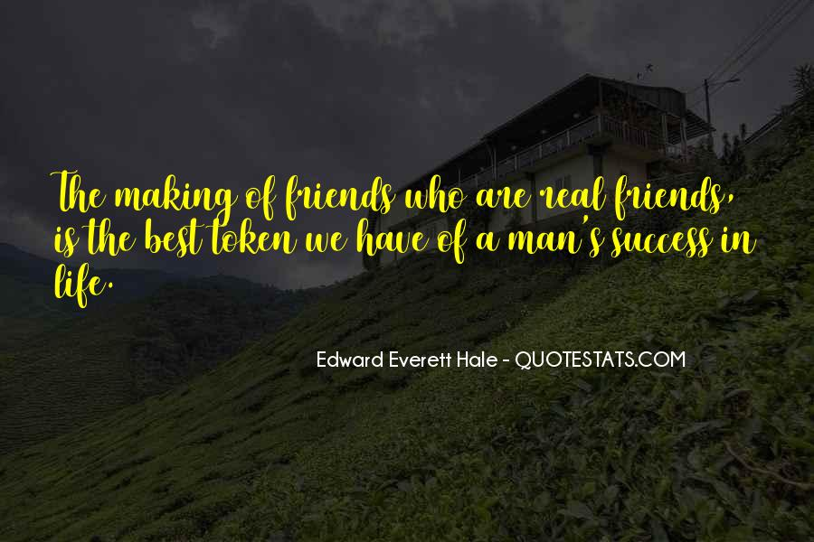 Quotes About Real Life Friends #584381