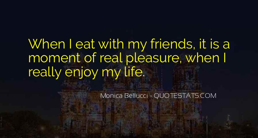 Quotes About Real Life Friends #729971