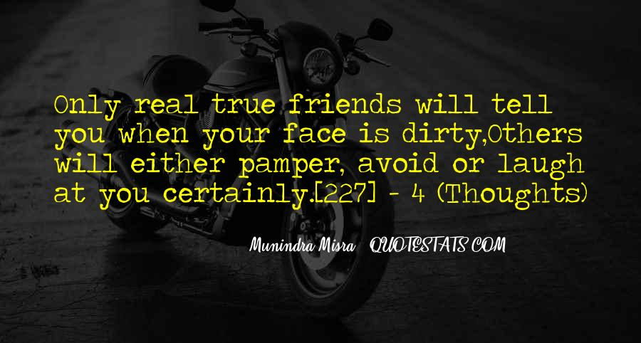Quotes About Real Life Friends #750939
