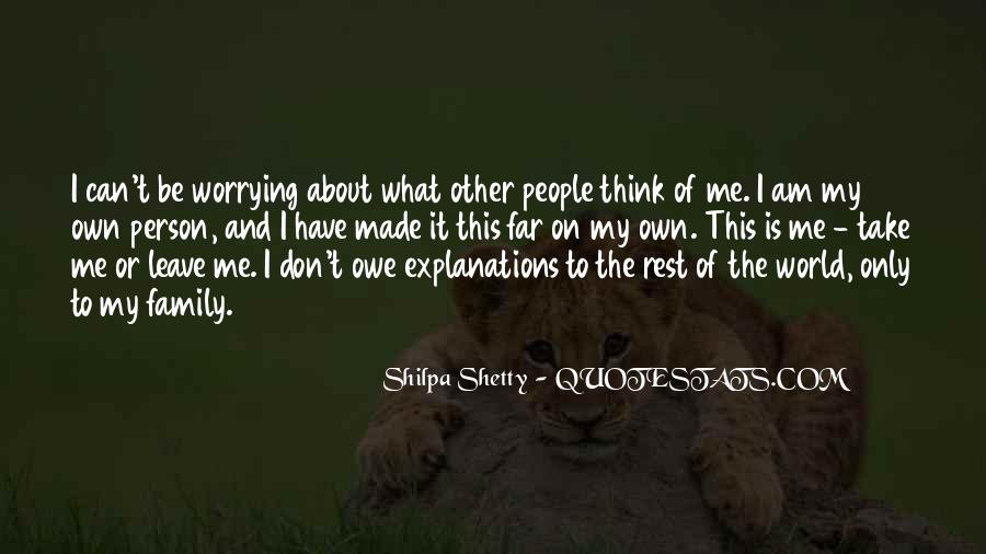 Quotes About Shilpa #1486090