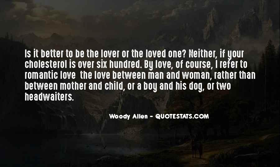 Quotes About Love Your Woman #151537