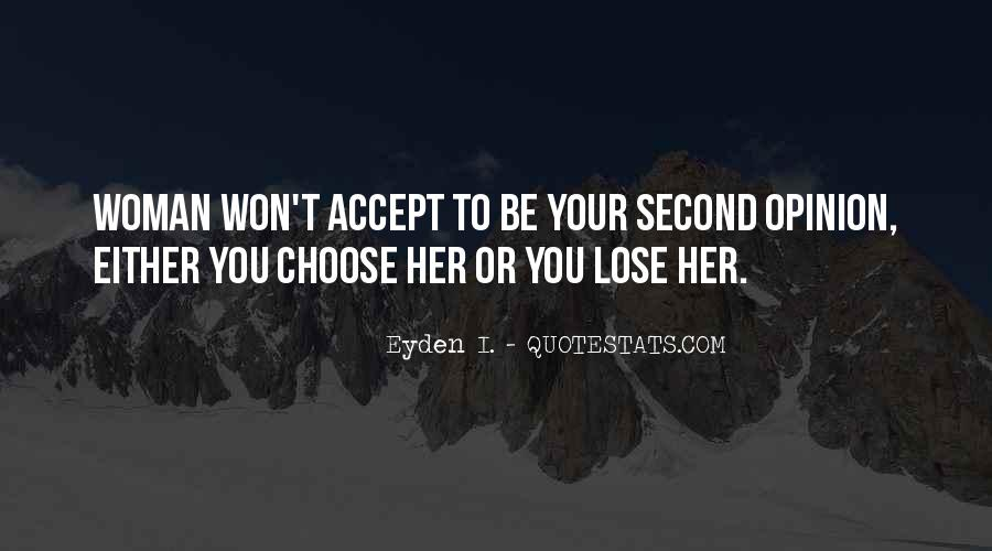 Quotes About Love Your Woman #259987
