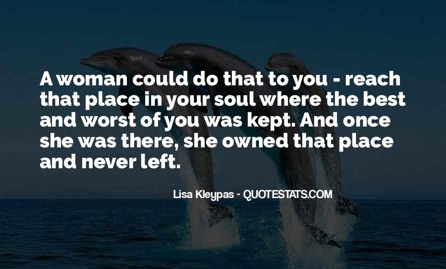Quotes About Love Your Woman #94071