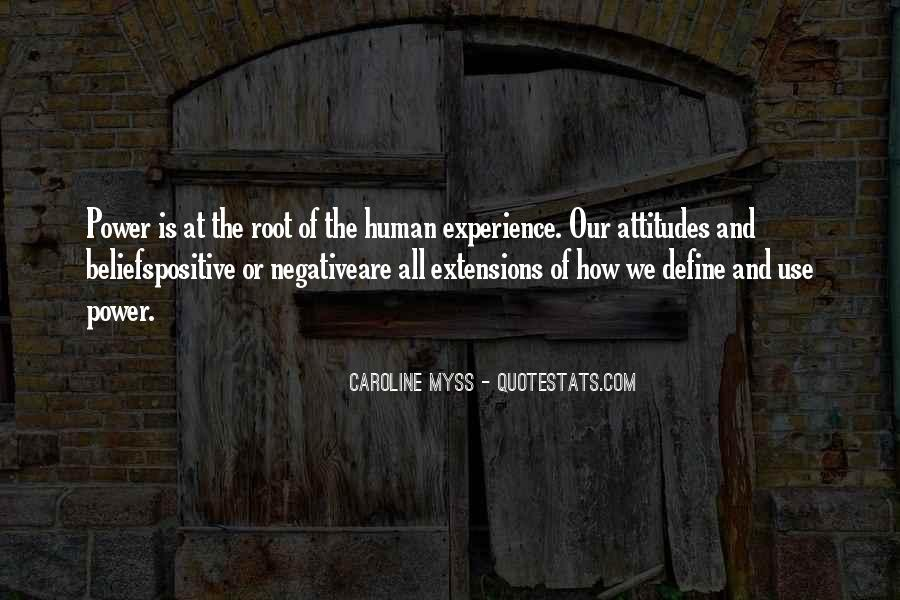 Quotes About Positive And Negative Attitudes #453111