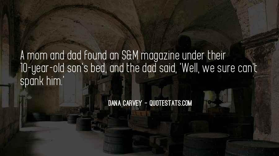 Quotes About A Dad And Son #1441493