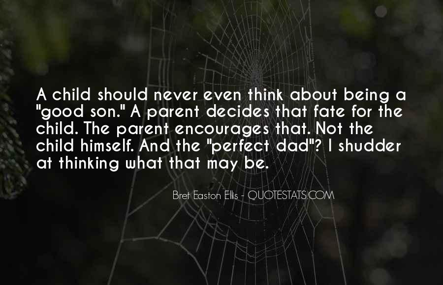 Quotes About A Dad And Son #1511499