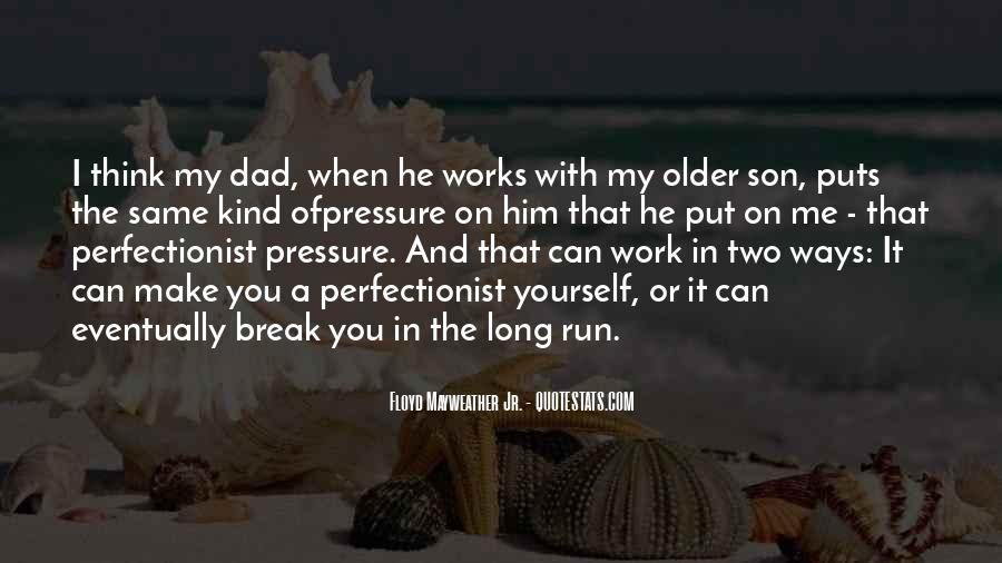 Quotes About A Dad And Son #1538037
