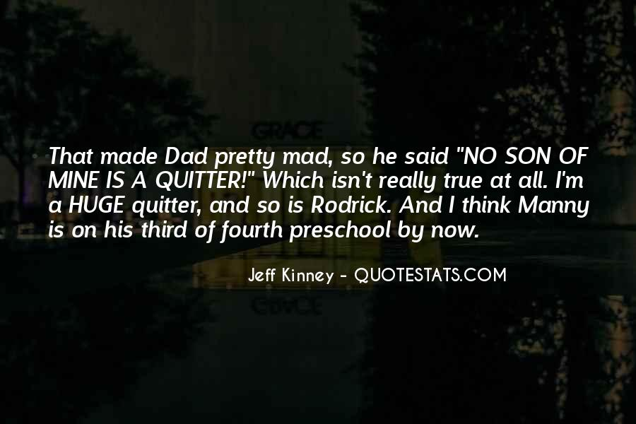 Quotes About A Dad And Son #45213