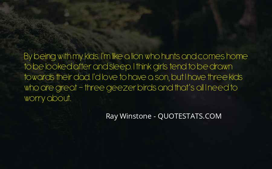 Quotes About A Dad And Son #558904