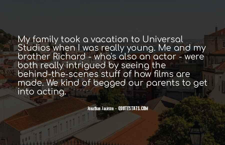 Quotes About Not Seeing Your Family #148334
