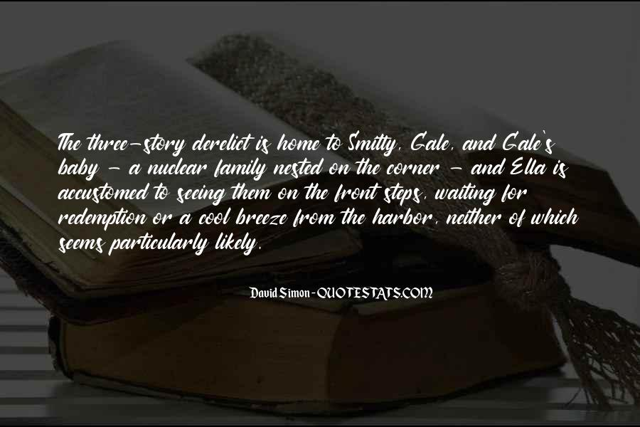 Quotes About Not Seeing Your Family #179712