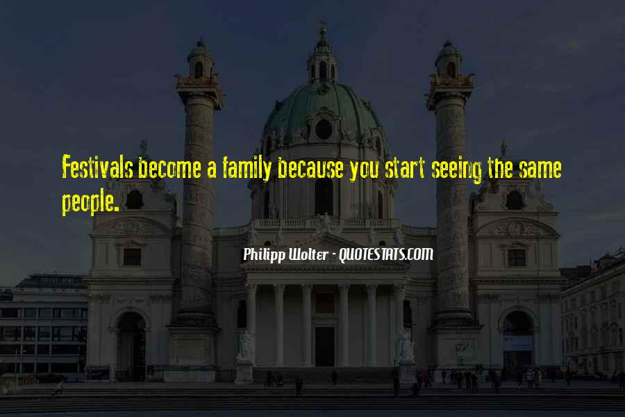 Quotes About Not Seeing Your Family #337455
