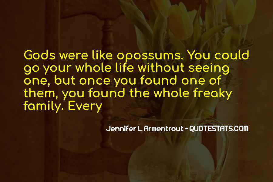 Quotes About Not Seeing Your Family #359573