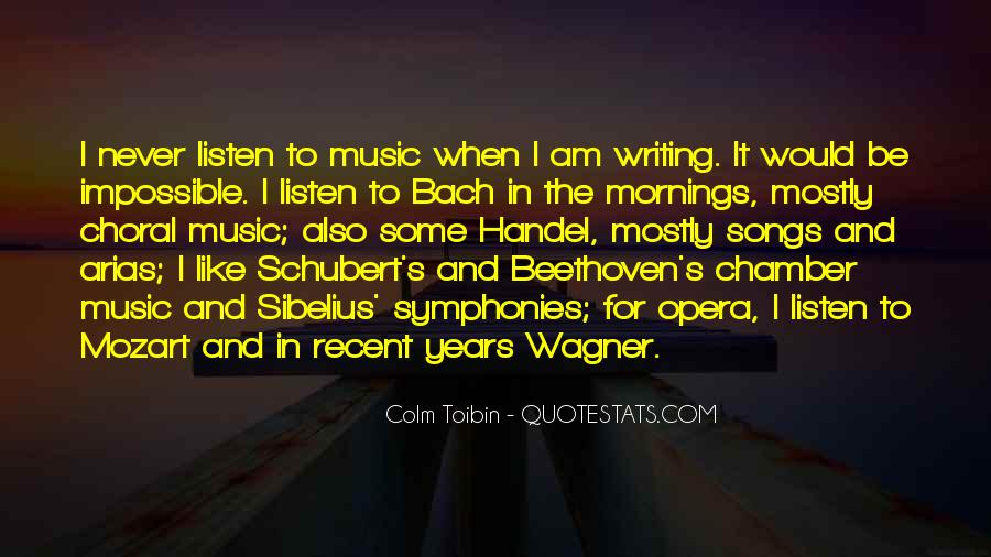 Quotes About Choral Music #1724939