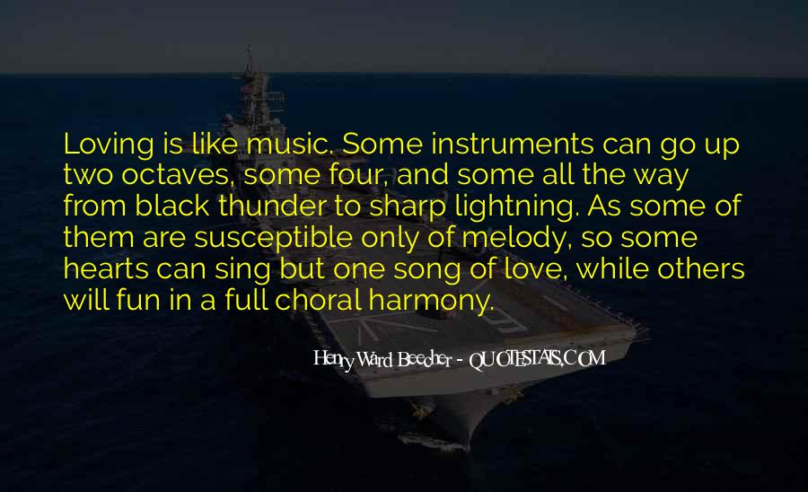 Quotes About Choral Music #1817779