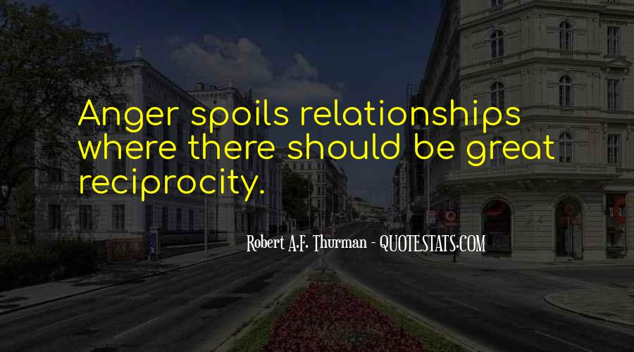 Quotes About Reciprocity #1283042