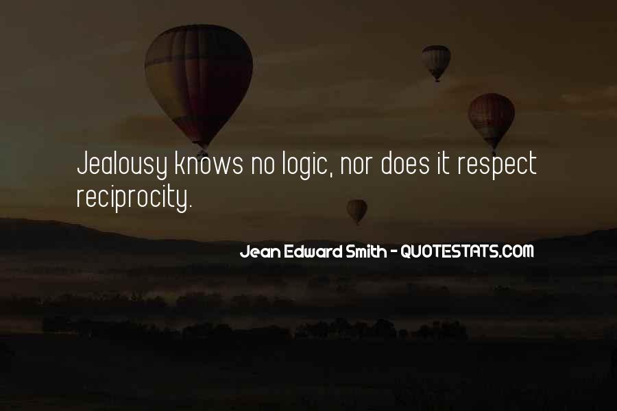 Quotes About Reciprocity #1335265