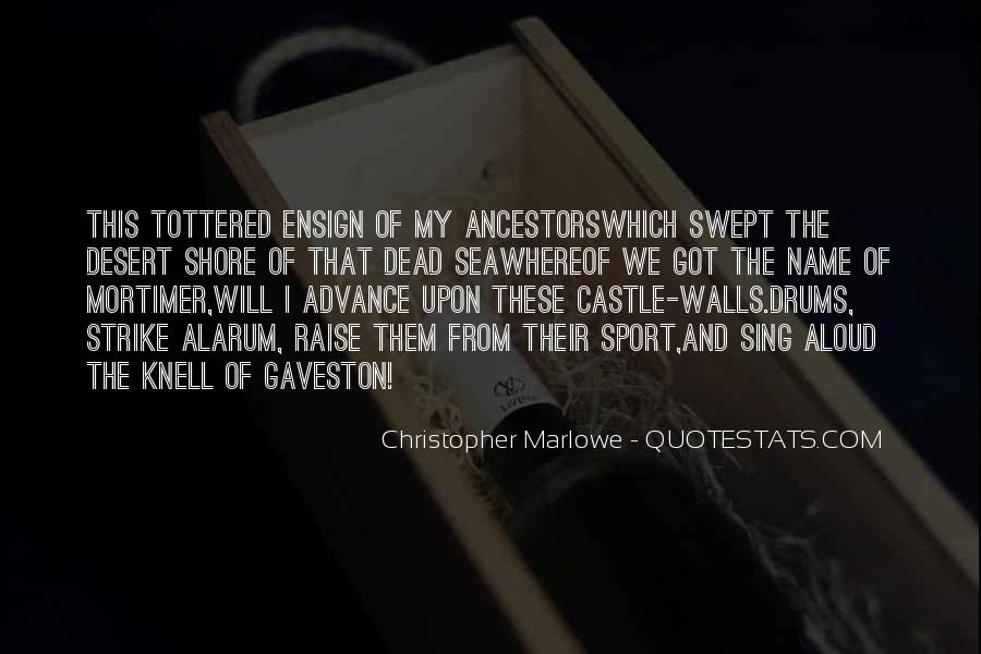 Quotes About Ancestors And Family #58849