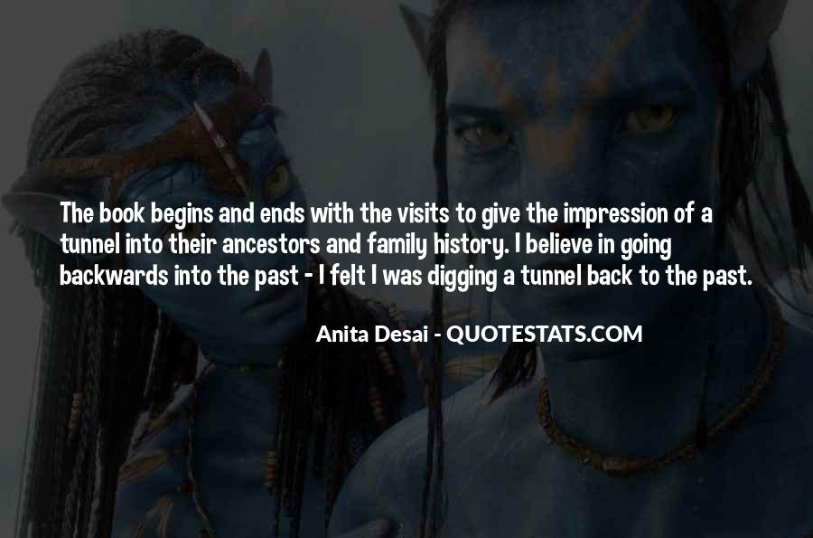 Quotes About Ancestors And Family #679103