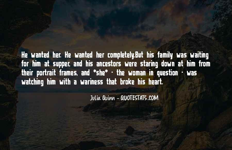 Quotes About Ancestors And Family #741859