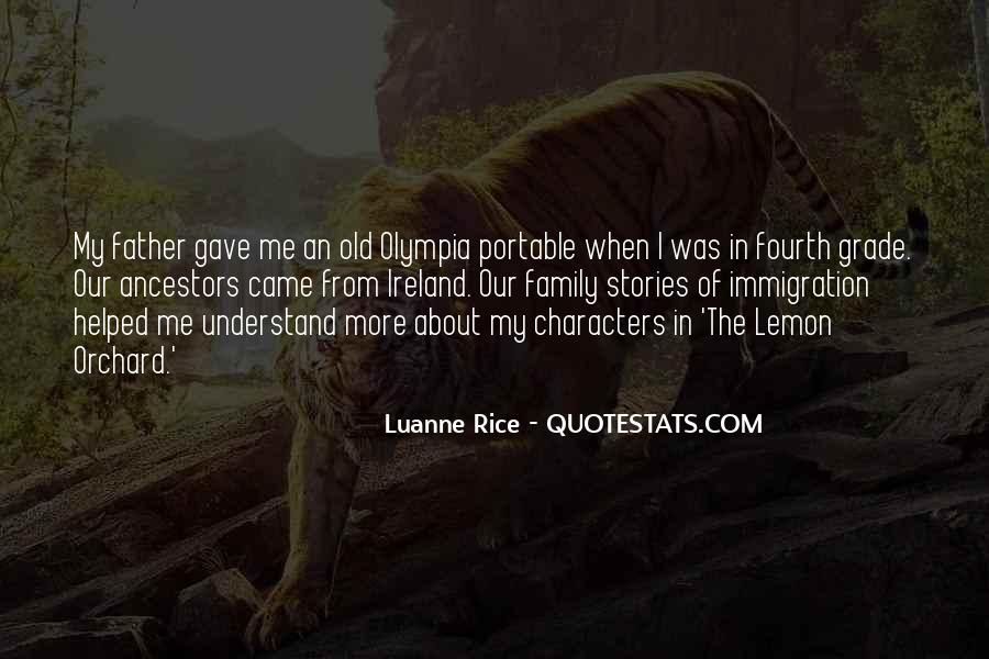 Quotes About Ancestors And Family #900187